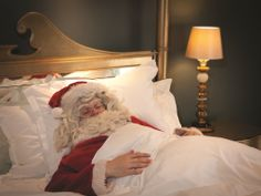 BREAKING NEWS: #Santa is staying over at The Rudding Park Hotel before the Big Day! #HotelREZChristmas #Yorkshire #Hotel