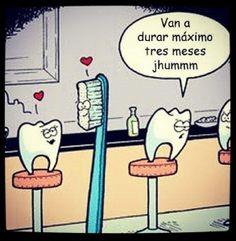 Jornada de La Salud Odontologica - El cepillado de los dientes
