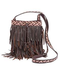 lucky brand fringe purse