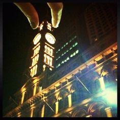 GPO clock tower@Martin place, Sydney