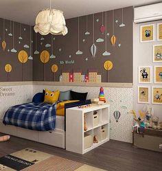 Детская комната - это отдельная тема, маленькая история, в которой должна вместиться любая игра, учеба, сон, фантазия. Проектирование детской, по увлекательности, может соперничать, пожалуй, только с ландшафтным проектированием.