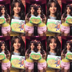 """851 Likes, 33 Comments - SuperCaptainBraveMan (@supercaptainbraveman) on Instagram: """"Super-talented singer Camila Cabello found sweet harmony with her new favorite book, The Adventures…"""""""