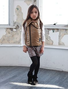 Love the clothes but couldn't they done better w the child model? What mother wants to dress her child in these clothes cause every time she look at her she will see a weird looked long faced child w unkept hair & has a look of hate, rudeness, sadness or abuse look on her face!?!?! Come on children should not be depicted this way! I will NOT be repinning anymore from this 12AWGIRLS pins/site! Shew!!!!! Meredith Billingsley!!!!