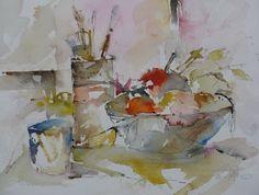 penny steynor...watercolour artist