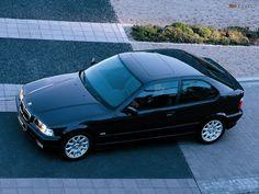 BMW 323ti E36 Compact
