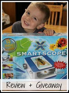 Ravensburger Science Smartscope giveaway ends 12/6/2016 us/canada