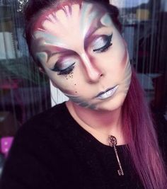 Congratulations to @laurane_makeuparts today's #AllYouniqueHalloween winner!  We loved her shimmering creative look using Moodstruck Pigments and Addiction Palettes in shimmering colors. She has won a credit to the Younique Boutique!  We're picking a Halloween winner each day through October 29 so keep entering the contest. Here's how: 1. Create a Halloween makeup look using only Younique products. 2. Post the look to your Facebook or Instagram account with hashtag #AllYouniqueHalloween and…