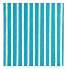 MyPaperSet - Servietten blaue Streifen von My Little Day