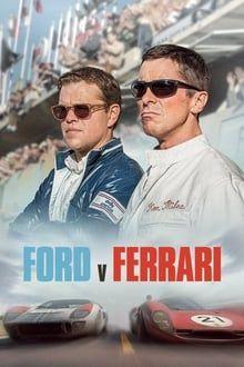Assistir Ford Vs Ferrari Online Em 2020 Filmes De Mafia Capas