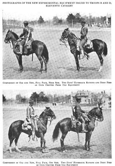 Image of a typical cavalry kit, just add horse. Image is ...