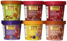 Modern Oats All Natural Oatmeal, Variety Pack, 12 Count M... https://www.amazon.com/dp/B00IIZP8FG/ref=cm_sw_r_pi_dp_x_sngaybMAFQ96H