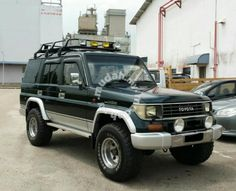 Toyota Land Cruiser 3.0 (A) - Cars for sale in Kuantan, Pahang