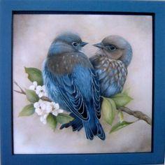 Baby Bluebirds