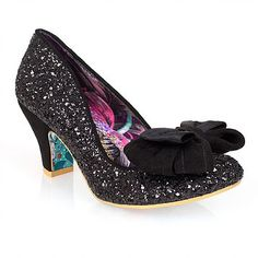 Ban Joe Black Irregular Choice Ladies Shoes www.eshoesdirect.co.uk eshoes eshoesdirect