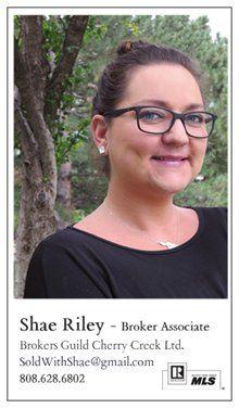 My new new marketing partner... Shae Riley