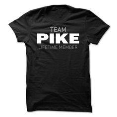 I Love Team Pike T-Shirts