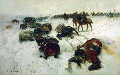 Frozen Cossacks of General Pavlov