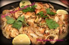 Skillet Italian Herbed Chicken « Kecia's Flavor Breakthrough!