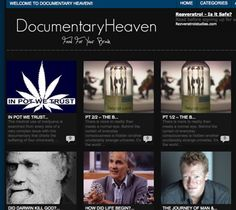 DocumentaryHeaven is a site filled with thousands of free online documentaries that you can watch http://documentaryheaven.com/watch-online/