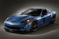2010 Chevrolet Corvette Z06 Carbon