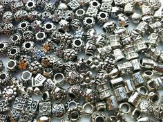 Spacer Clear out . Starting at $5 on Tophatter.com!Euro Bracelet Supplies No.63 March 12, 8pm EDT