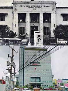 Dito, Noon: Malabon City Hall, 1963 x 2000 #kasaysayan The Province, Present Day, Philippines, Numbers, German, History, Architecture, City, Deutsch