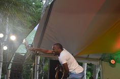 One Awesome Day MC Imran Richards #Barbados #BigHail #Gospelfest 2013