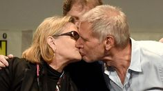 Carrie Fisher Opens Up About 'Intense' Affair With Harrison Ford While Filming 'Star Wars'