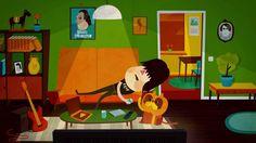 Tämä lyhyt animaatio esittelee televisio-ohjelmien ja elokuvien ikärajoja ja sisältösymboleita. Lisätietoa ikärajoista löydät osoitteesta: http://www.ikaraja...
