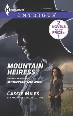 http://www.toreads.com/mountain-heiress-mountain-midwife-online-cassie-miles Since quitting the rodeo circuit, Zach Sheffield hadn't much time for people, never mind city folk. A stranger had inherited a famous ranch in their Colorado town, and worse than not knowing one end of a horse from the other, he pegged Gabby Rousseau as a mustang, for sure