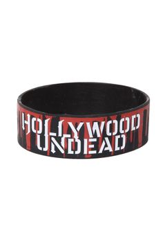 Hollywood Undead Party Rubber Bracelet | Hot Topic