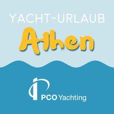 Ausgangspunkt für Ihren Segeltörn: Athen #pcoyachting #Urlaub #Segeln