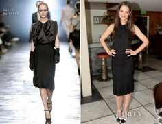 Katie Holmes In Holmes & Yang & Lanvin – 25 Most Powerful Stylists Luncheon