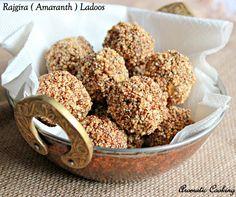 Aromatic Cooking: Rajgira ( Amaranth ) Ladoos