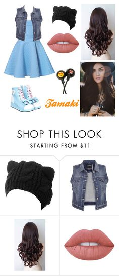 """""""Tamaki"""" by lilibessa on Polyvore featuring maurices and Lime Crime"""