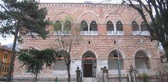 Mosque of Murad I, Bursa, 1366-85, Turkey