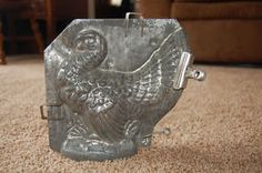 Turkey mold - really want one for butter turkey