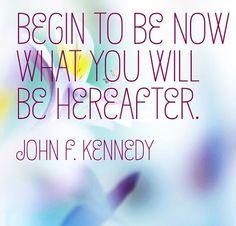 Inspirational Quote via Dream Big Now on Facebook