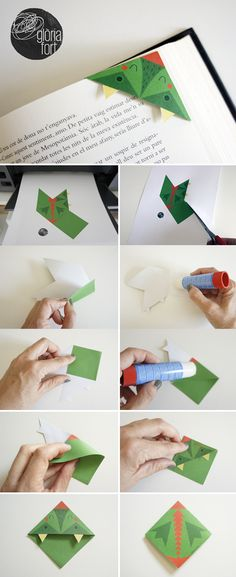 Dragon Illusion 3d Paper Crafts