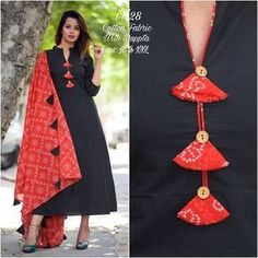 Different types of necklines to try in your Kurtis.Kurta Neck Design for Kurti neck designs.Trendy neck patterns to try in Chudidhar Neck Designs, Salwar Neck Designs, Churidar Designs, Kurta Neck Design, Neck Designs For Suits, Neckline Designs, Kurta Designs Women, Blouse Neck Designs, Design Of Kurti