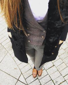 #outfit #outfitoftheday #look #style #dandy #lady #dandylady #coat #fashion #blogger #elegant #polishgirl #vest #bespoke #dandyourself #shop #online #mango #womensfashion #womenwear #good #weekend