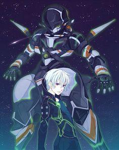 Gargantia on the Verdurous Planet / Suisei no Gargantia (翠星のガルガンティア) - Ledo