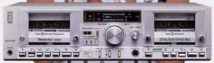 Vintage Audio Love TECHNICS RS-M202 .....................................Please save this pin. ............................................................. Click on the following link!.. http://www.ebay.com/usr/prestige_online