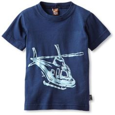 Amazon.com: Charlie Rocket Boys 2-7 Helicopter Tee: Clothing