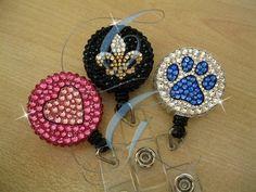 Cute badge holders