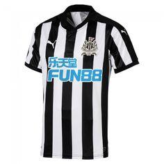 Camiseta del Newcastle 2017-2018 Local #shirts