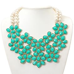 Beautiful India-inspired necklaces, bracelets and earrings from Amrita Singh.