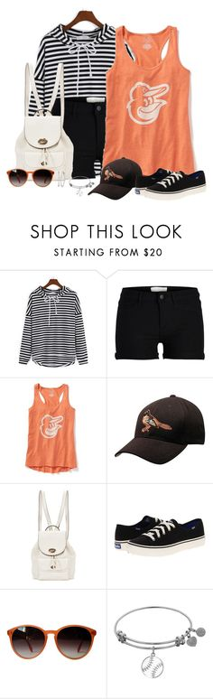 """""""Go O's"""" by cathy0402 ❤ liked on Polyvore featuring Old Navy, Coach, Keds, Oliver Peoples and Nine West"""