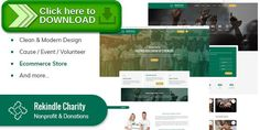 [ThemeForest]Free nulled download Rekindel Charity PSD Template from http://zippyfile.download/f.php?id=27758 Tags: charity, crowd funding, donate, donation, environment, foundation, fund raising, ngo, nonprofit, volunteer