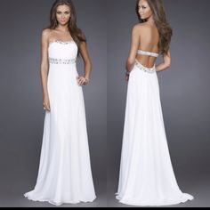 My reception/2nd wedding dress for beach wedding
